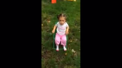 2yo drops F-bomb during Ice Bucket Challenge!