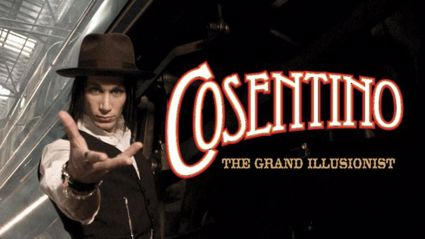 LISTEN: Paul Talks To Cosentino