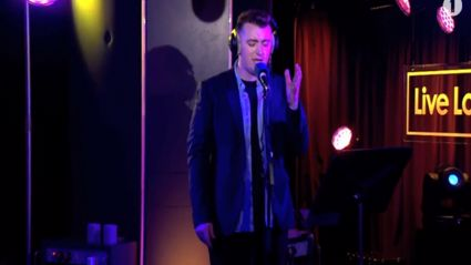 Sam Smith's amazing cover of 'Fast Car' by Tracy Chapman