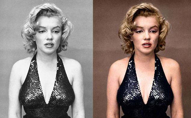 Realistically Colourised Historical Photos