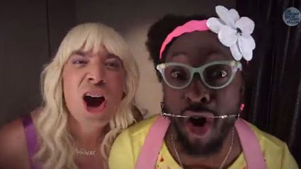 Will.I.Am as you've never seen him before - EW!!!
