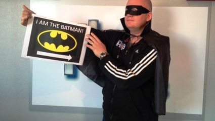 BLOG: Martin voted in as Batman