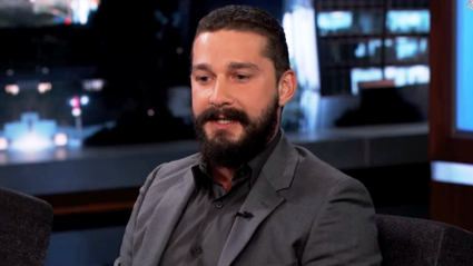 WATCH: Shia LeBeouf blames whisky