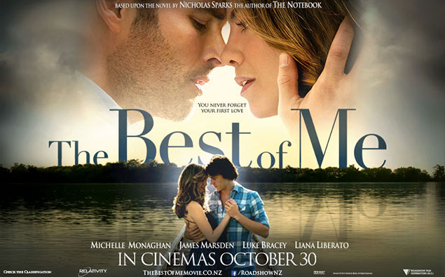 Win a Double Pass to THE BEST OF ME