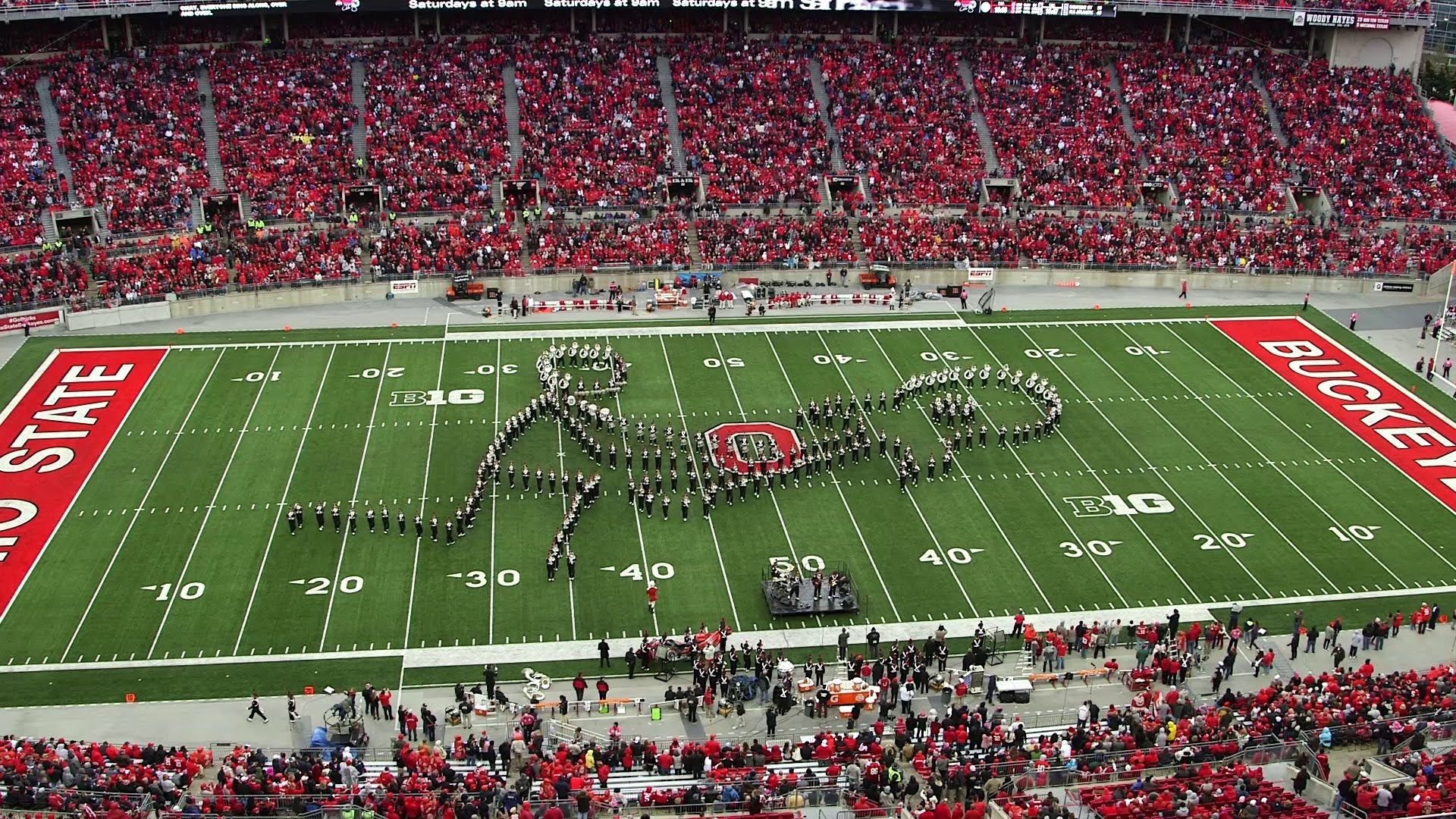Marching Band's Tribute To Classic Rock