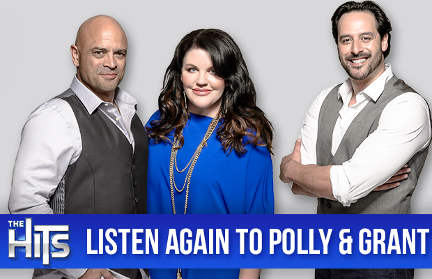 The Hits Polly & Grant Show Podcast - 21 October 2014