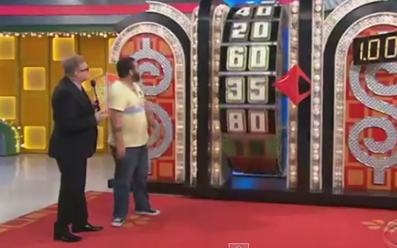 Nobody Has Ever Been This Excited To Win On 'The Price Is Right