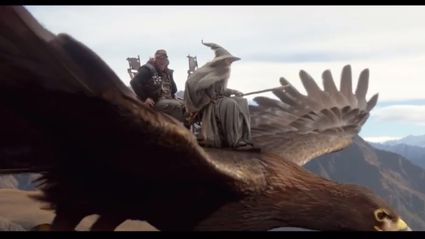 EPIC new Air New Zealand/Hobbit Safety Video