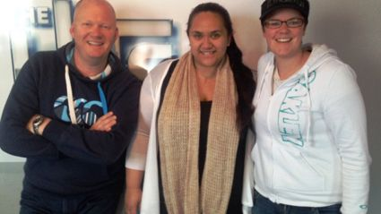LISTEN AGAIN: Manaia Munro performs live in studio
