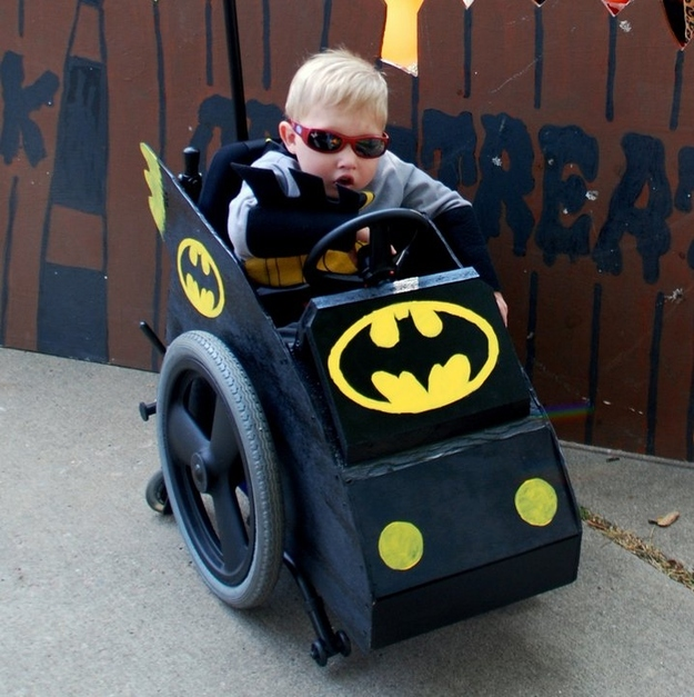 AWESOME Halloween Wheelchair Costumes