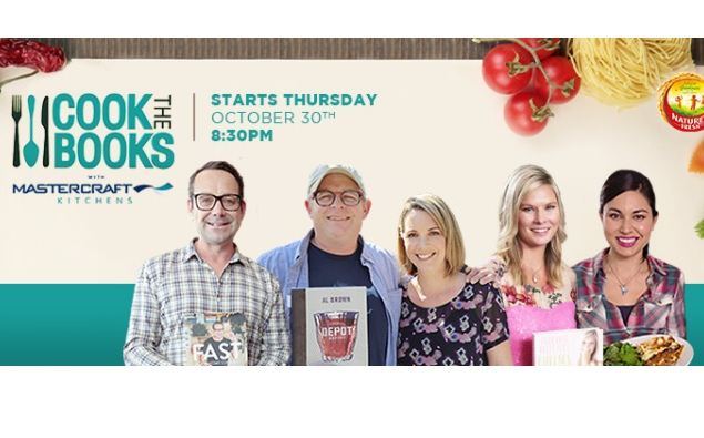 "Carly Flynn on Choice TV's new show ""Cook The Books"""