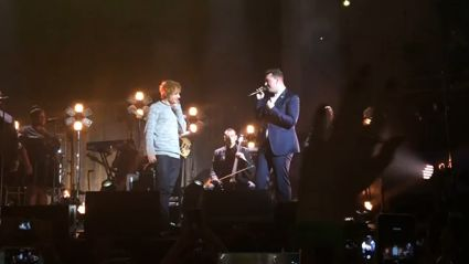 Ed Sheeran & Sam Smith - Stay with me