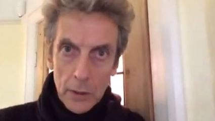 Doctor Who With A Special Message For A 9-Year Old Autistic Boy