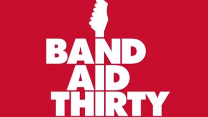 Band Aid 30 Stars Unite For Fight Against Ebola