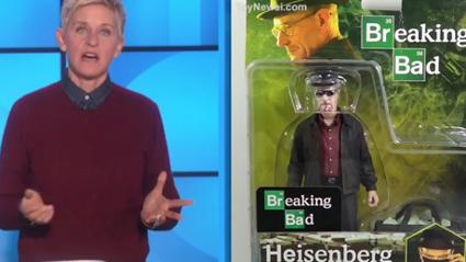 Ellen's list of Toys you shouldn't buy your kids
