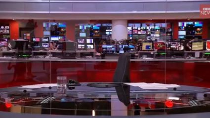 BBC News Anchor's Sweet Recovery