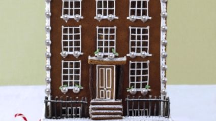 Expensive Gingerbread House