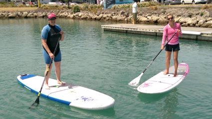 BLOG: Paddling for a great cause