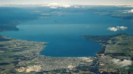 BREAKING NEWS: Plane Crash Into Lake Taupo