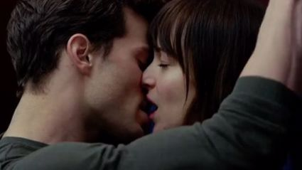 New 50 Shades Trailer