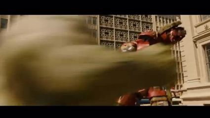 The Avengers: Age Of Ultron NEW trailer!