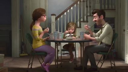 Cant wait for Inside Out! The next 'kids' film (which is totally for the grown ups!)