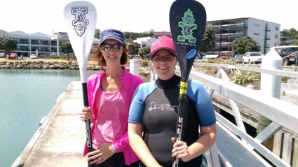 BLOG: Paddling for Hope