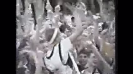 Grab the tissues - this is amazing. Autistic basketball fan gets his shot and NAILS it!