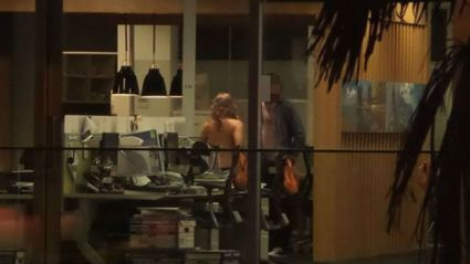 Late Night Sex Romp in Chch office!