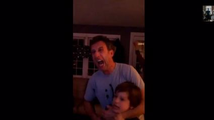 Hilarious Fan Reaction to Super Bowl Interception (NSFW)