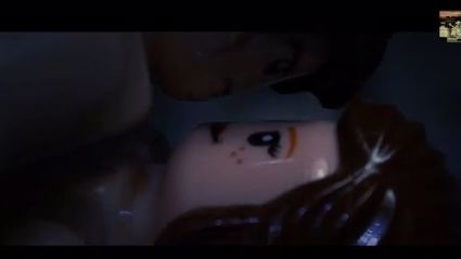 Fifty Shades Of Bricks? Lego recreates the 50 Shades movie trailer!