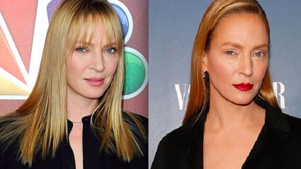 What's Happened To Uma Thurman's Face?