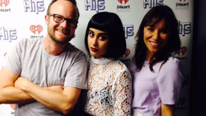 X Factor judge and all round hard case Natalia Kills!