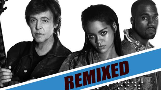 This FourFiveSeconds Remix Will Bring A Smile To Your Face