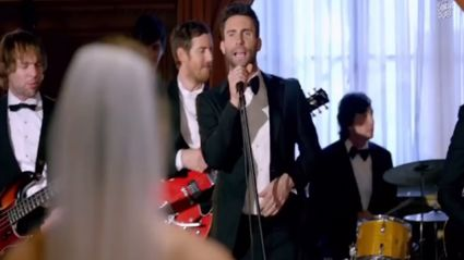 How the Groom really feels about Maroon 5 crashing his wedding!