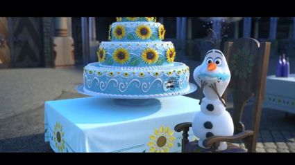 NEW Frozen Fever trailer!