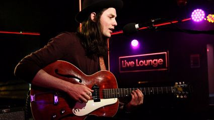 James Bay Covers FourFive Seconds in the Live Lounge