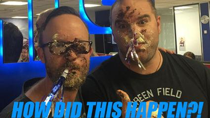 Producer Dave's (fake) Birthday Treat