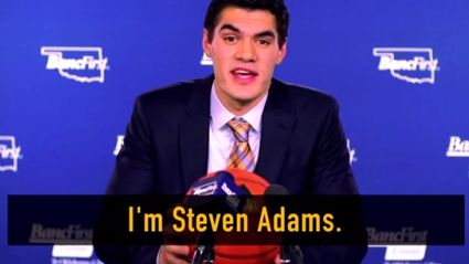 Steven Adams Speaks Kiwi in New TV Ad