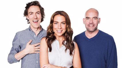 Aussie Radio Show Has A Laugh At Stace & Flynny's Expense