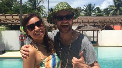Mololo Island Fiji With Stace And Flynny!