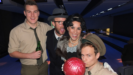 PHOTOS- Stace & Flynny's Royal Night Out