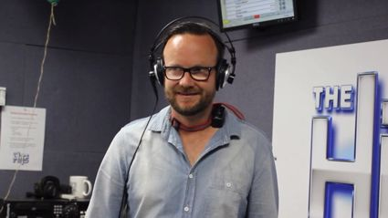 Flynny Gets Shocked To Win A Fan Robbie Williams Tickets