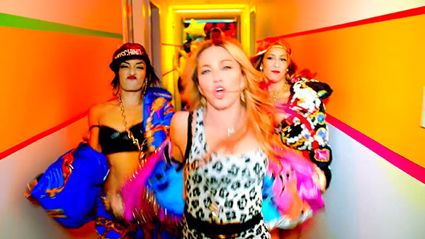 Madonna Releases Star Studded New Music Video