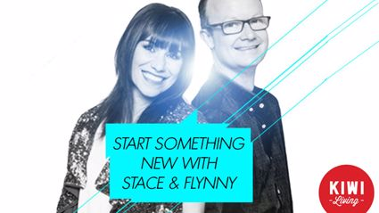 Start Something New With Stace & Flynny!