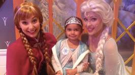 Little Girl's Dreams Come True After Being Told Princesses Can't Be Black