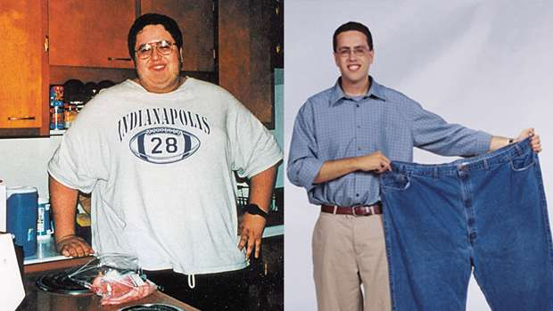Jared became the face for Subway after his significant transformation thanks to the Sandwich chain