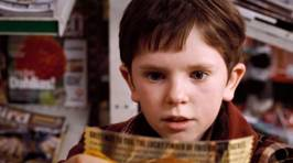 Charlie Bucket From Charlie and the Chocolate Factory Is All Grown Up