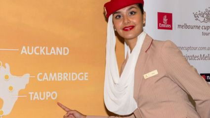 Emirates Melbourne Cup In Taupo