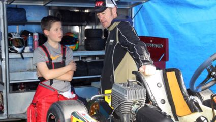 Thieves Return For Go Karts